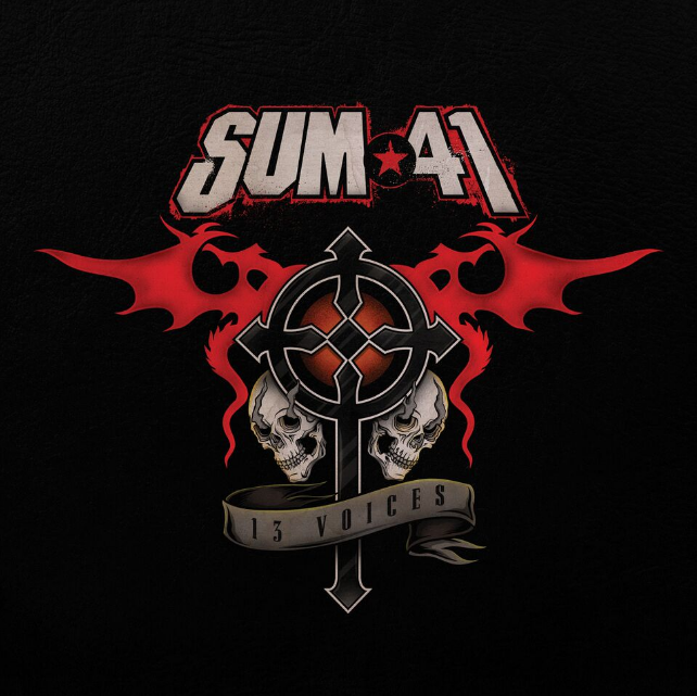 "Sum 41 ""13 Voices"" esordisce al #18 posto in classifica italiana!"