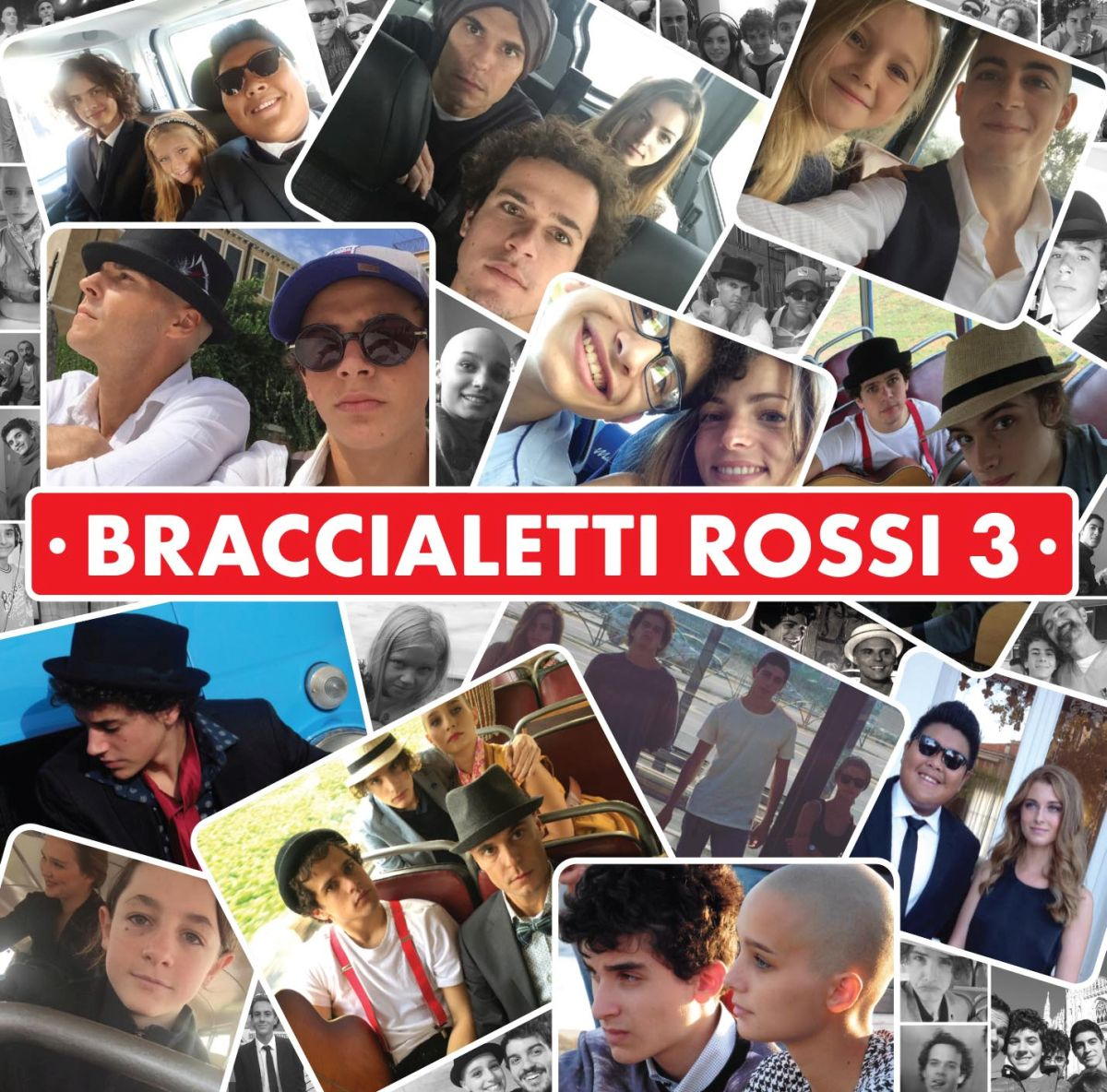 "NICCOLÒ AGLIARDI: venerdì 14 ottobre esce l'album ""BRACCIALETTI ROSSI 3"""