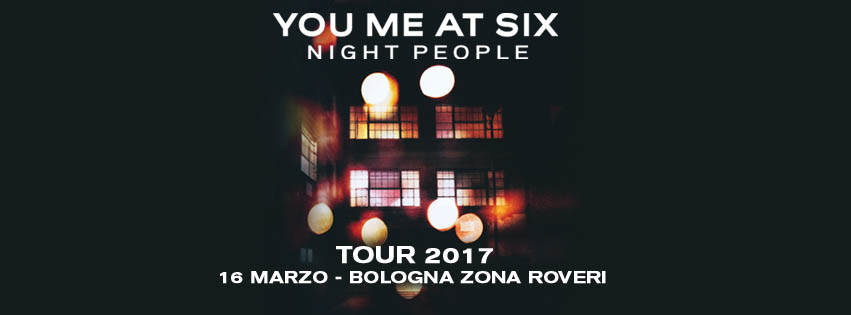 You Me At Six: nuova data in Italia nel 2017