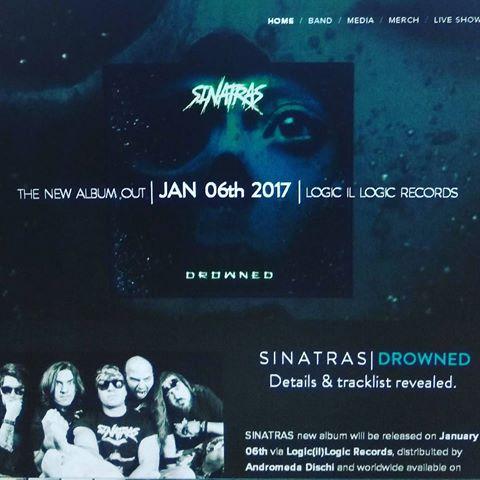 "I Sinatras ""affogati"" nel trash metal"