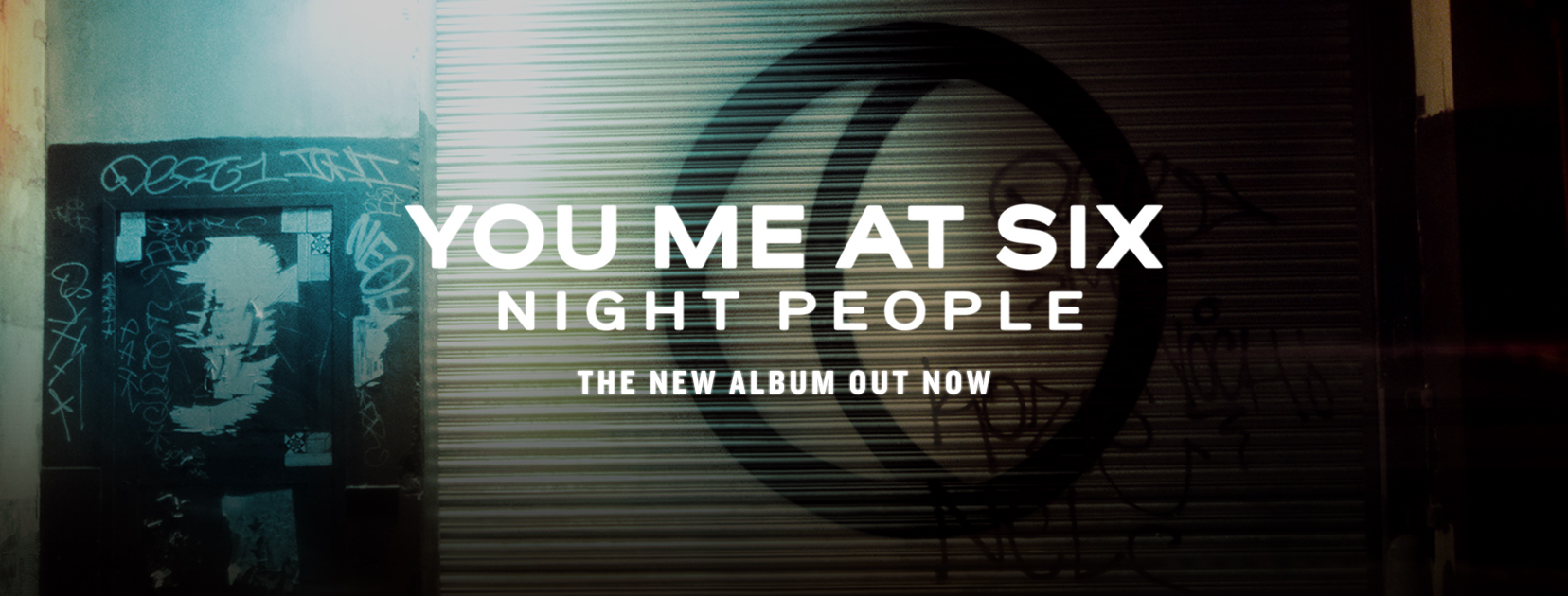 "YOU ME AT SIX: ""Night People"" è già al primo posto nella midweek Chart UK"