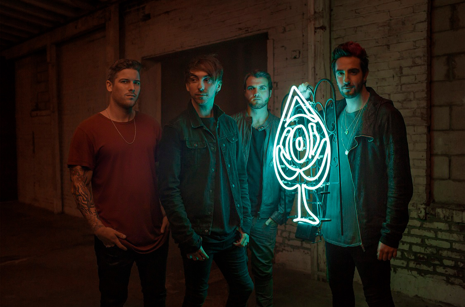 "All Time Low: ""This is our first time making an album in secret!"""