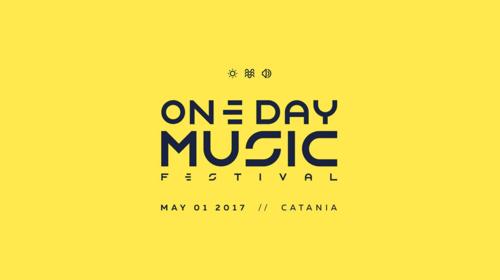 One Day Music Festival: il 1 Maggio in musica a Catania!