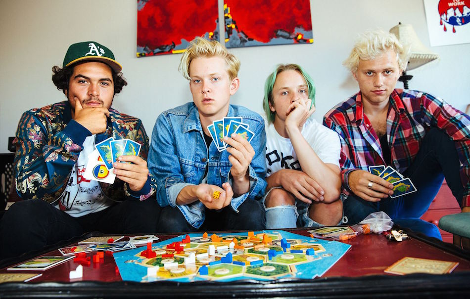 "SWMRS: ""We finally got to a point where we liked what we were doing!"""