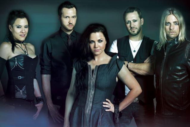 Evanescence: tutto pronto per l'unica data italiana!