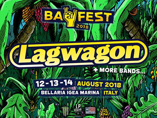 BAY FEST 2018: annunciati i primi headliner, i LAGWAGON!
