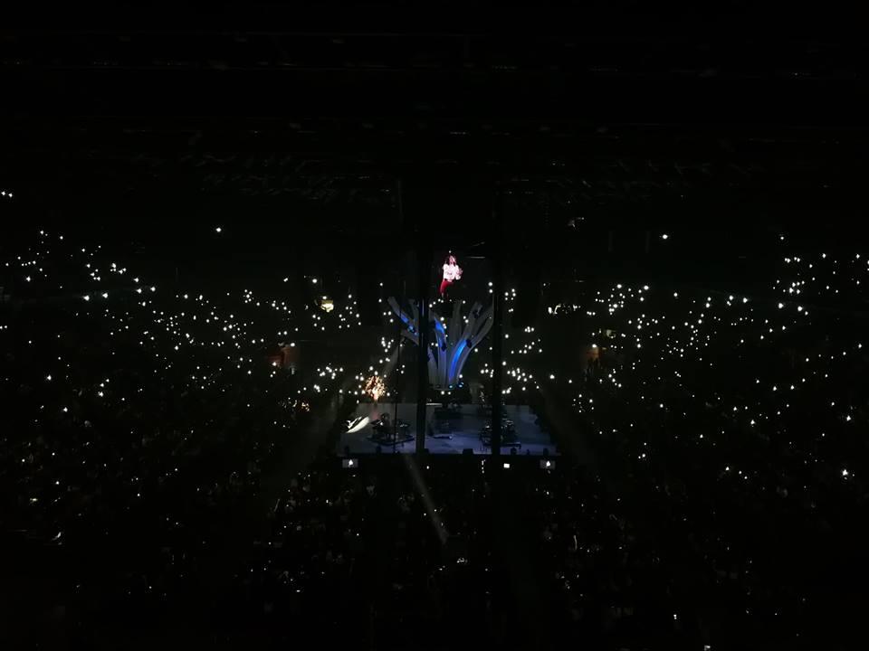 Giorgia – Oronero Live Tour 2018