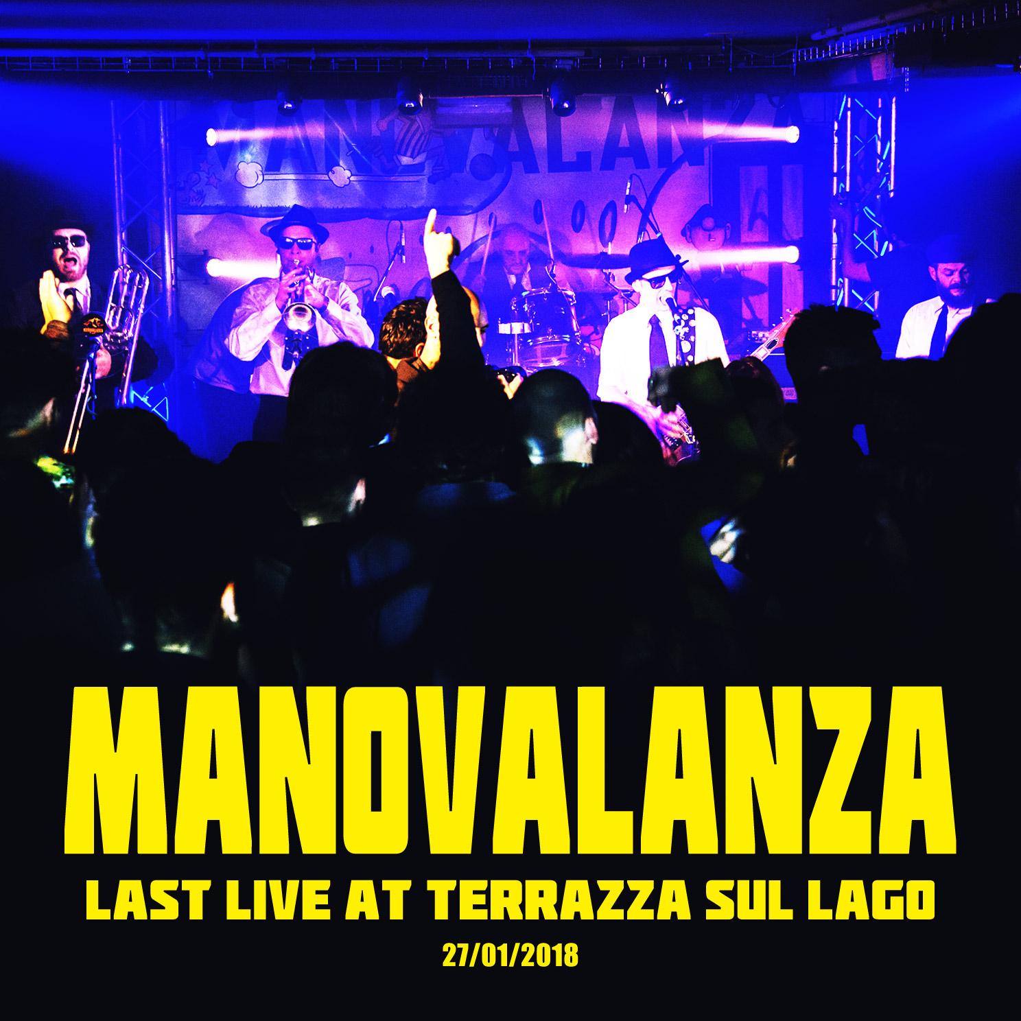 Un disco live e un tour mondiale: i progetti dei Manovalanza