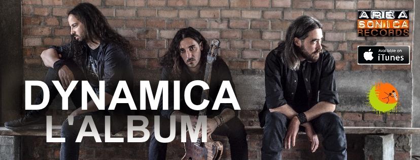 Il nuovo album dei Dynamica