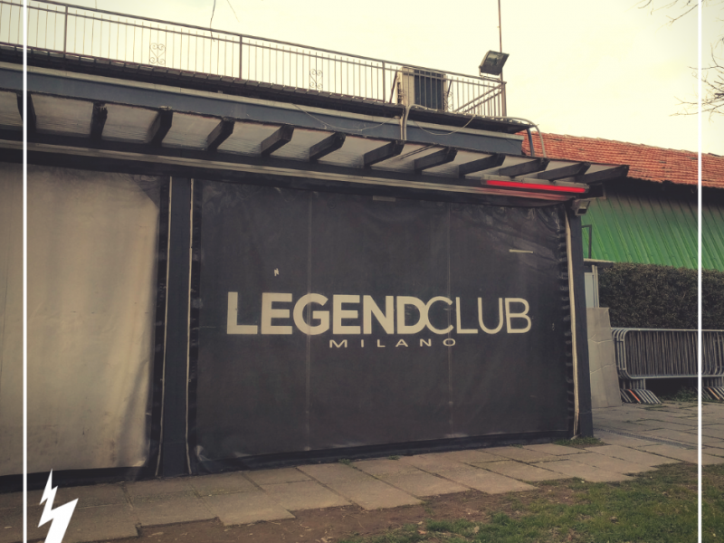 LEGEND CLUB – Milano