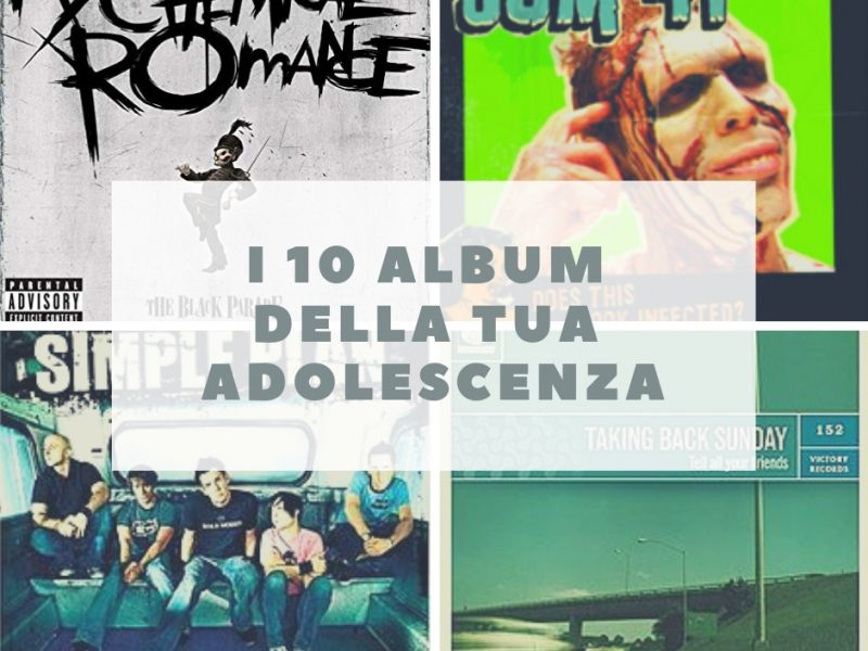 I nostri 10 album più significativi