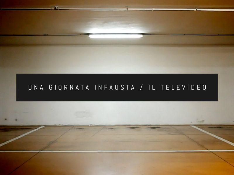 """""""Televideo"""", il nuovo singolo di Una Giornata Infausta"""