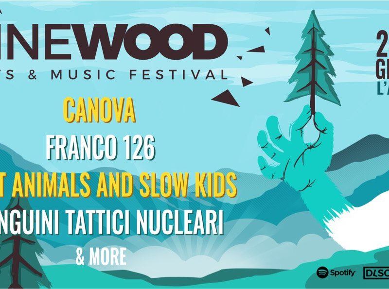 Il ritorno Pinewood Festival!