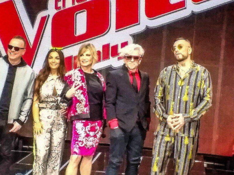 The voice of Italy 2019:  riuscirà ad avere un artista che venga ricordato per la propria musica, e non per la propria tunica?