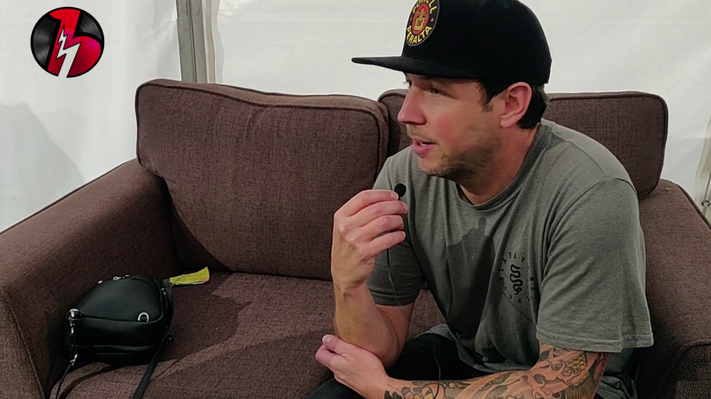 simple plan pierre interview 2019