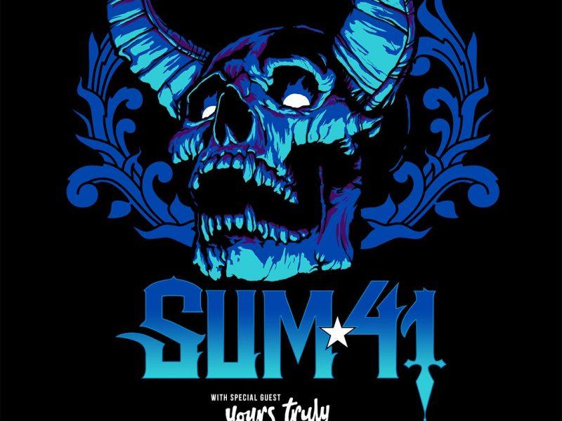I Sum 41 tornano in Europa: concerto o festival?