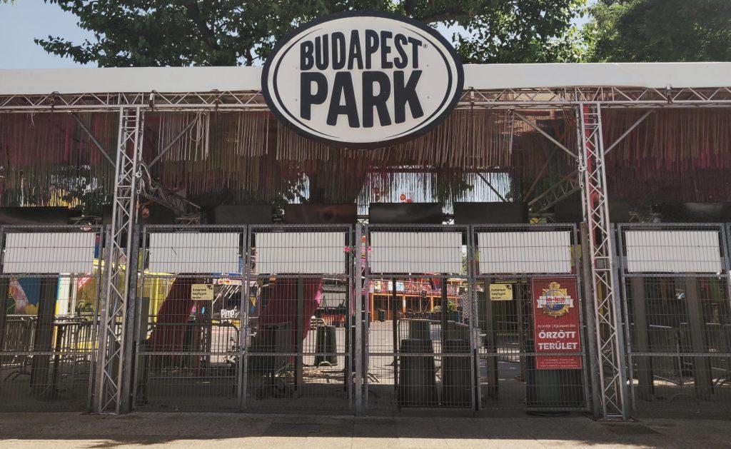 budapest park