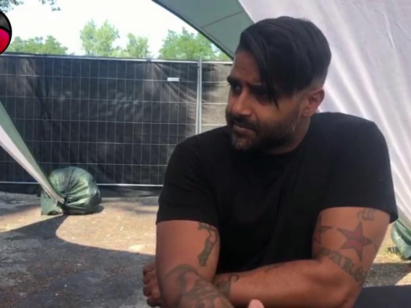 """Intervista a Dave dei Sum 41: """"essere in tour è come stare in famiglia"""""""