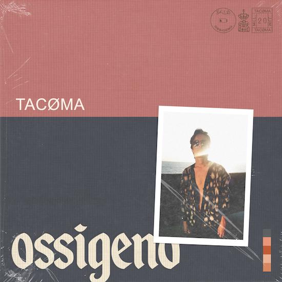"""Tacoma: """"Scrivere musica è un'esigenza personale, è il mio tramite col mondo"""""""