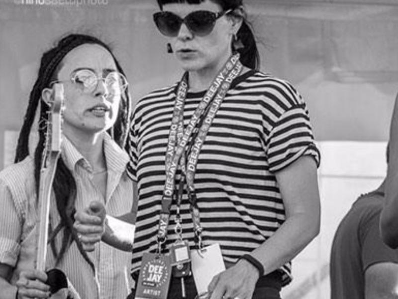Donne e musica, chi si nasconde dietro un concerto: tour manager