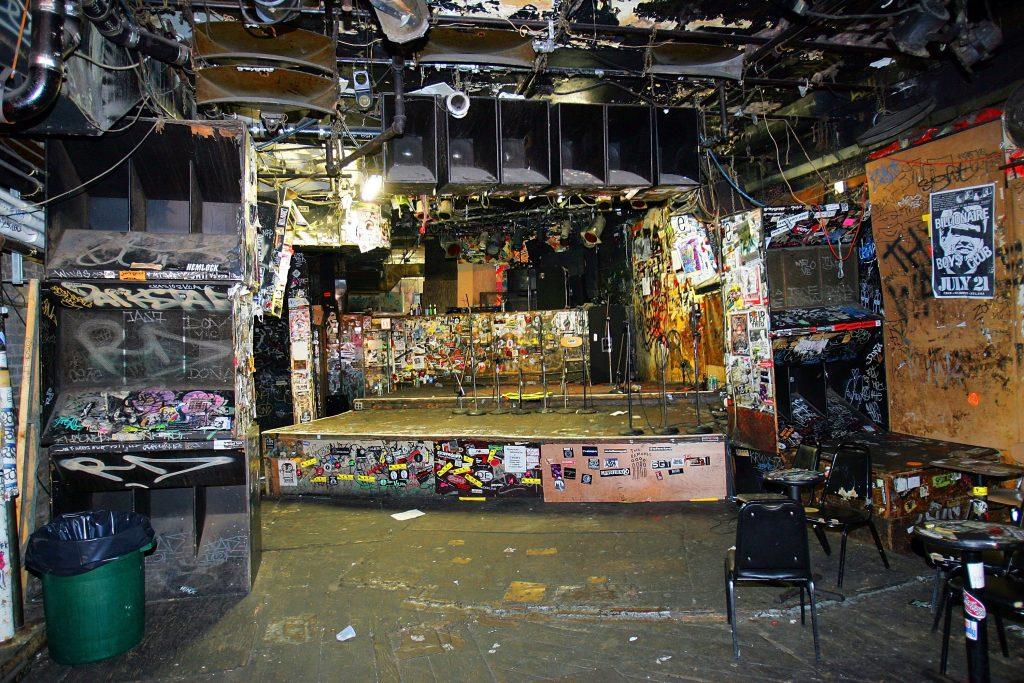 CBGB NEW YORK PALCO