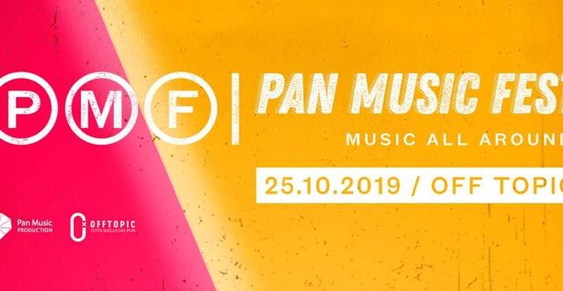Pan Music Fest, il primo festival targato PAN MUSIC PRODUCTION