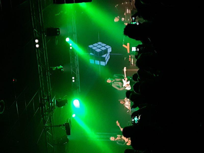 THE KOLORS, Torino alchimia con il pubblico: uno show per tutti!