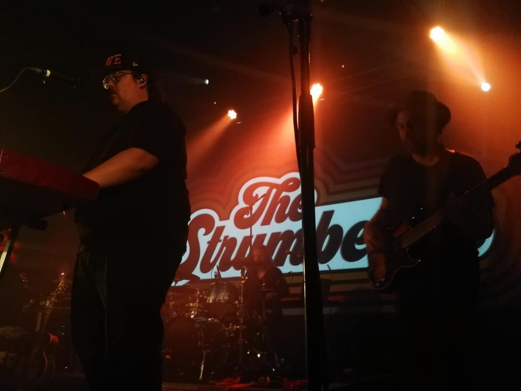 the strumbellas santeria