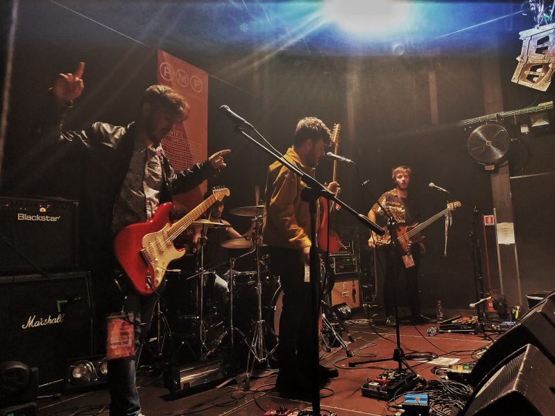 Pan Music Fest PAGELLE: BassaMarea e Fratellislip