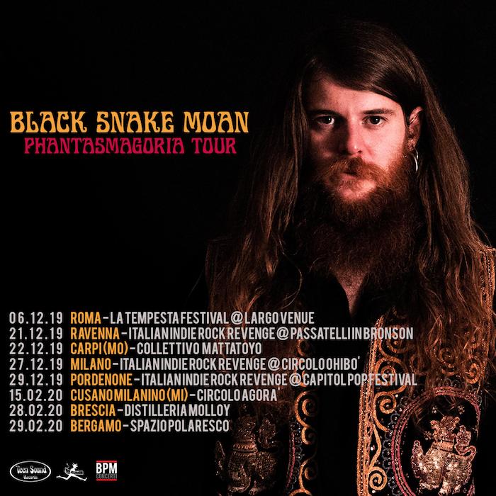 black snake moan phantasmagoria tour