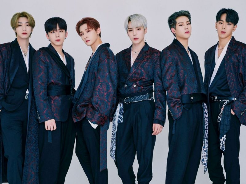 MONSTA X, online il nuovo video: MIDDLE OF THE NIGHT