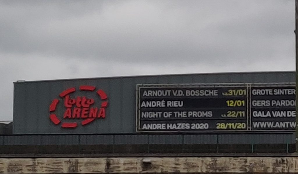 lotto arena anversa