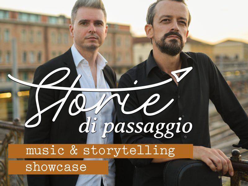 """""""Storie di Passaggio"""" arriva a Bologna l'8 Gennaio 2020"""
