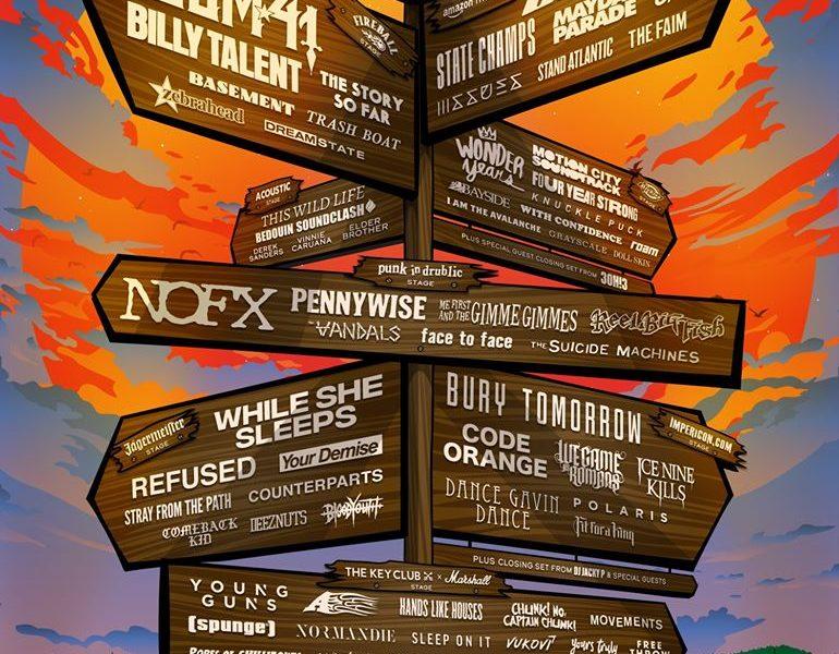 Slam Dunk Festival 2020: lineup, palchi e biglietti
