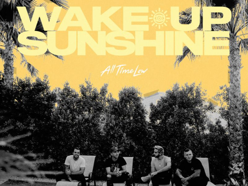 All Time Low: è uscito Sleeping In, il nuovo singolo