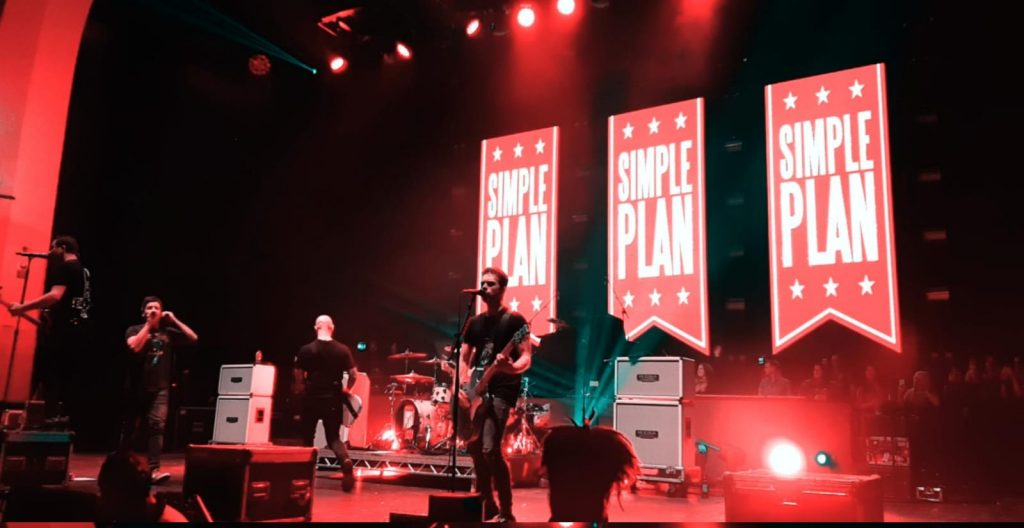 simple plan UK