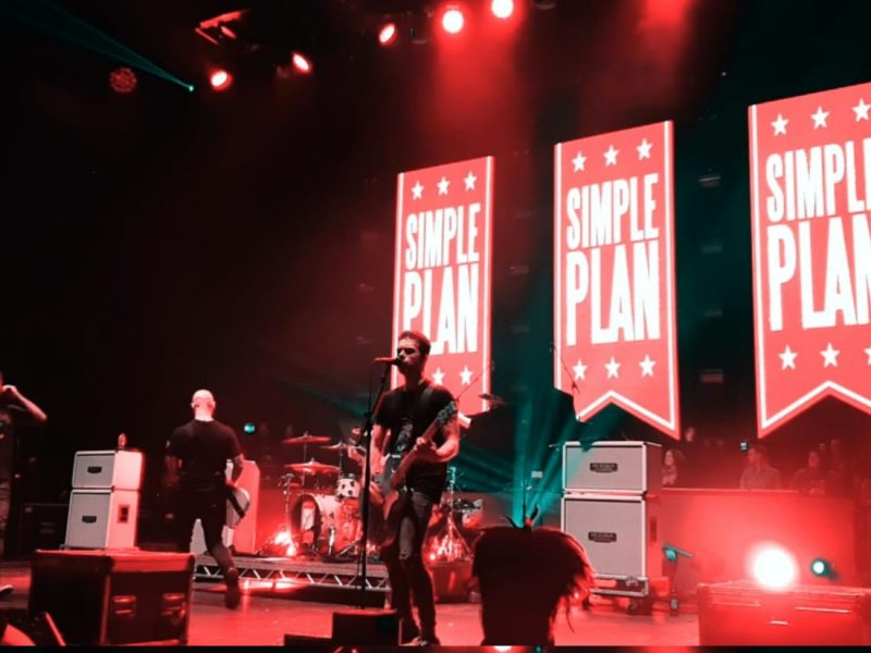 Simple Plan: un salto negli UK con i Bowling For Soup!