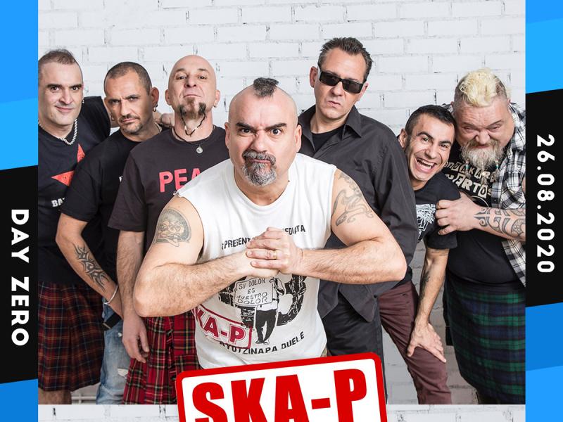 Ska-P: alla conquista dell'AMA Festival!