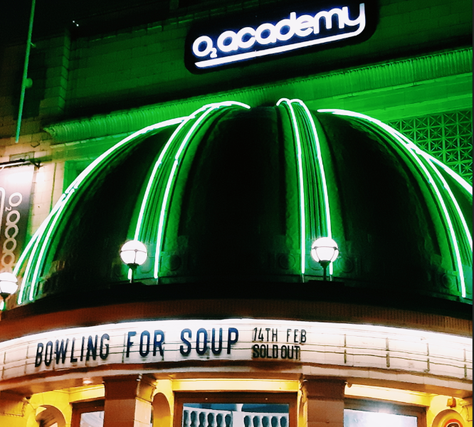 Recensione: O2 Academy – London (UK)