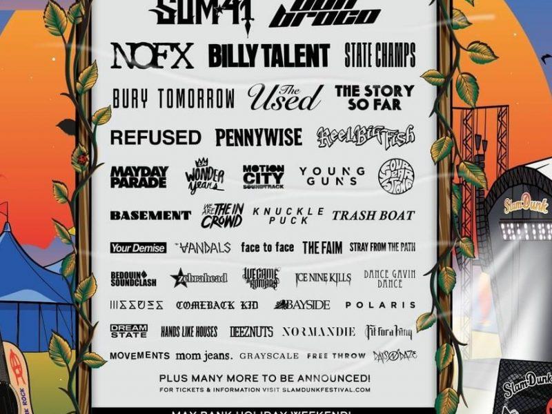 Slam Dunk Festival 2020: «L'evento procede come da programma!»