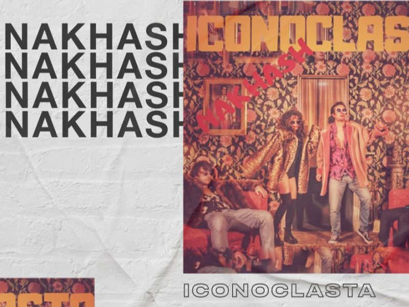 Nakhash e il primo singolo Iconoclasta: un po' stile Prozac+