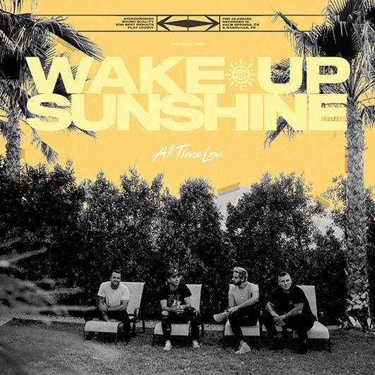 """Gli All Time Low sono tornati: """"Wake Up, Sunshine"""" un tuffo nel passato con il sapore di novità"""