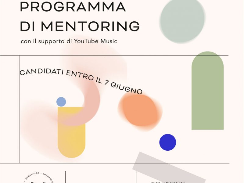 Shesaid.so nuovo programma di mentoring: she.grows
