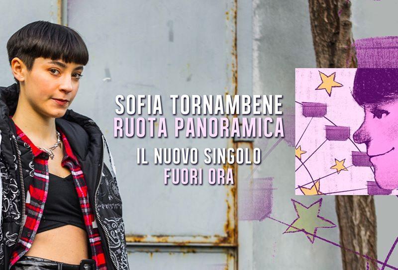 """Sofia Tornambene, online il nuovo video di """"Ruota Panoramica"""""""