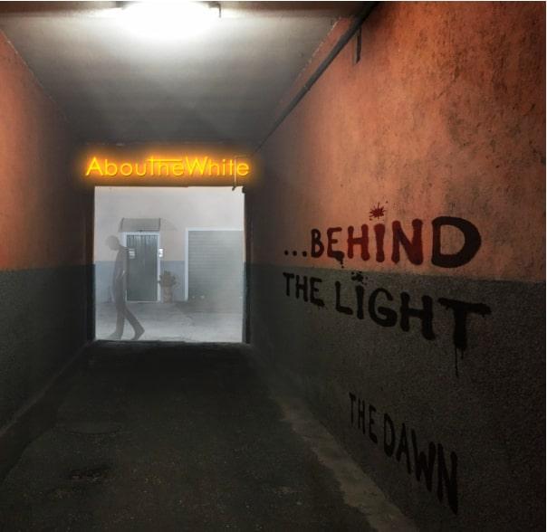 """About The White e il nuovo EP, """"Behind The Lights"""": un po' di rock vecchio stile"""