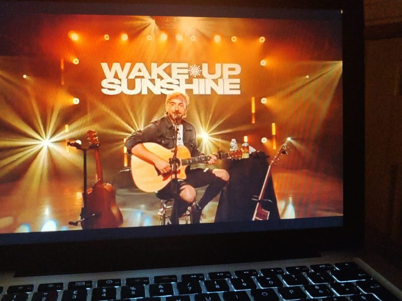 All Time Low, concerto in streaming: «Scusate, non è il mio ambiente»