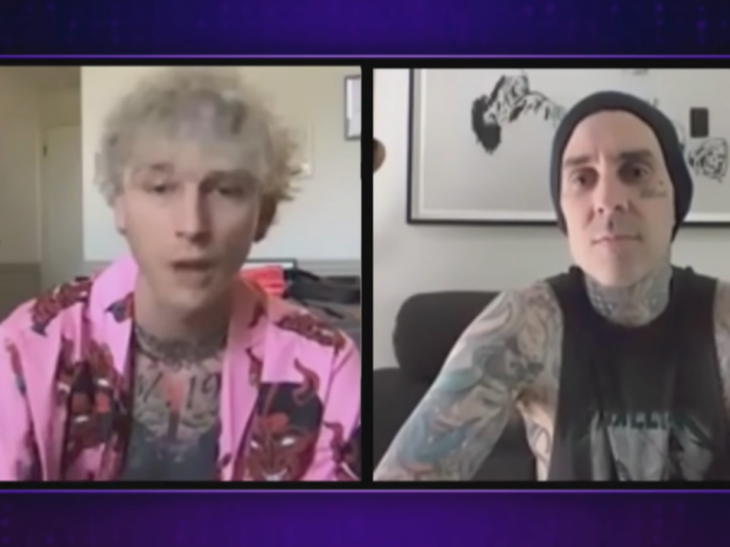Blink 182 come si pronuncia? La risposta di Travis Barker e Machine Gun Kelly
