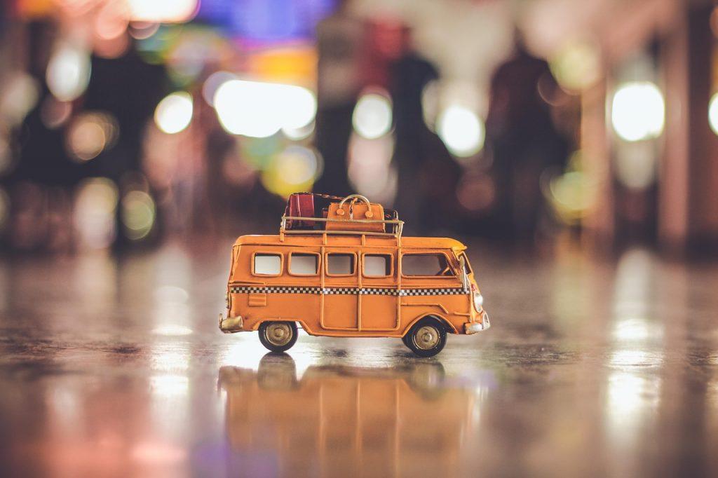 vita da tour bus