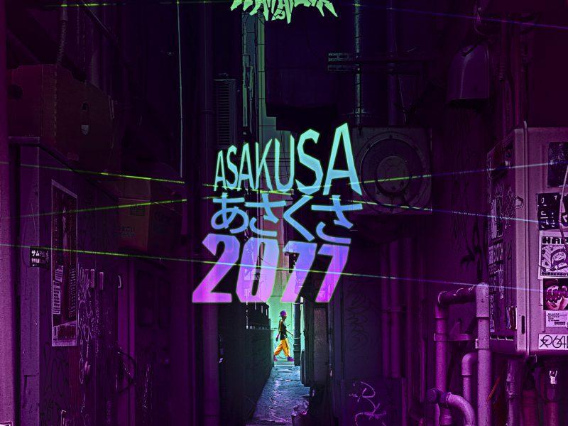 """""""Asakusa 2077"""", il nuovo singolo della band Whattafuck!?"""