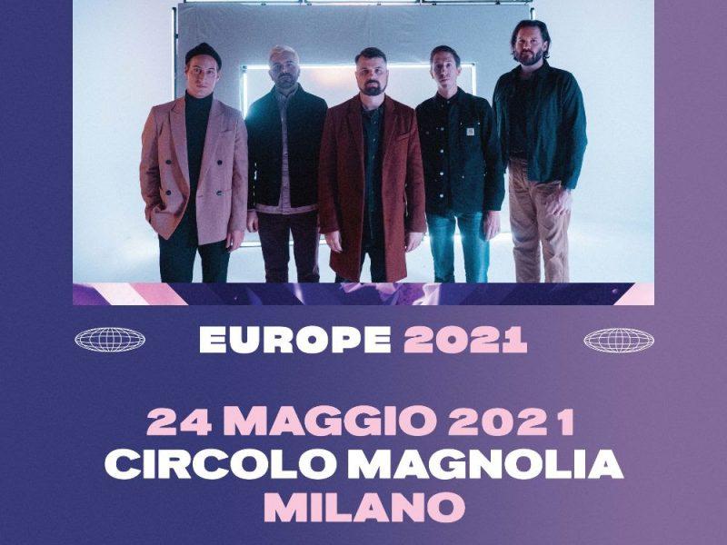 Silverstein ritornano in Italia nel 2021
